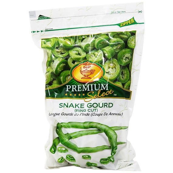 Deep Snake Gourd 12oz - Indian Bazaar - Online Indian Grocery Store