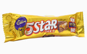 5 Star Chocolate 22g 2 - Indian Bazaar - Online Indian Grocery Store