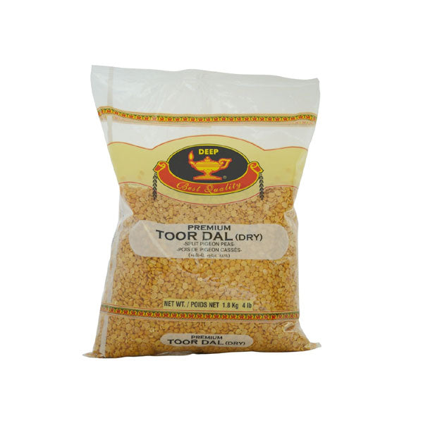 Deep Toor Dry Dal 4Lb - Indian Bazaar - Online Indian Grocery Store