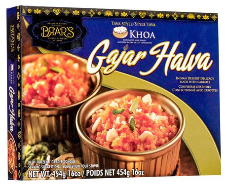 Brar's Gajar Halva 454g - Indian Bazaar - Online Indian Grocery Store