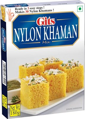 Gits Nylon Khaman Mix 180g - Indian Bazaar - Online Indian Grocery Store