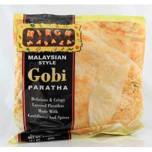 Mirch Ma Gobi Paratha 14.1oz - Indian Bazaar - Online Indian Grocery Store
