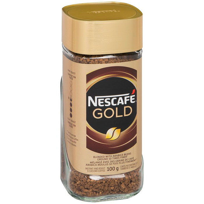 Nescafe Gold 100g - Indian Bazaar - Online Indian Grocery Store