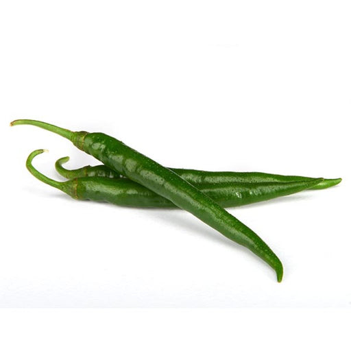Green Thai Chilli 1lb - Indian Bazaar - Online Indian Grocery Store