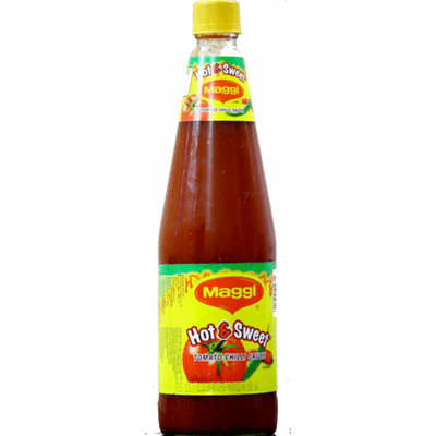 Maggi Hot & Sweet Sauce 340ml - Indian Bazaar - Online Indian Grocery Store
