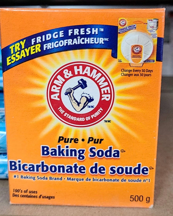 Baking Soda 500g - Indian Bazaar - Online Indian Grocery Store