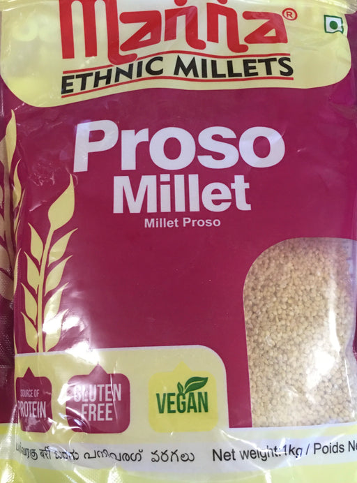 Proso Millet 1kg - Indian Bazaar - Online Indian Grocery Store