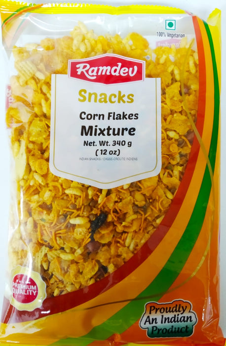 RD Corn Flakes Mixture 340g - Indian Bazaar Inc