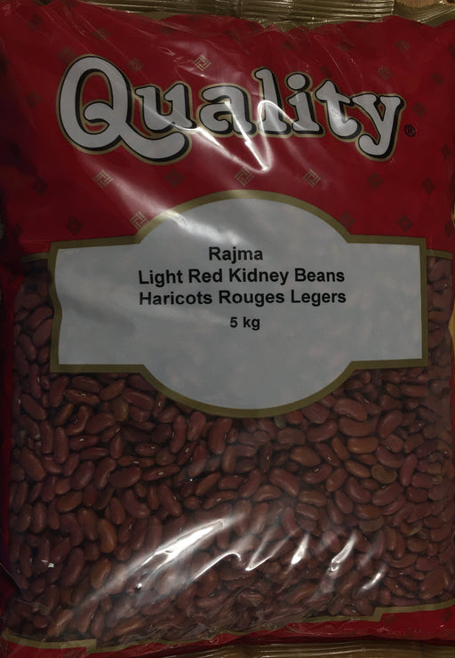 Quality Light Red Kidney 5Kg - Indian Bazaar - Online Indian Grocery Store