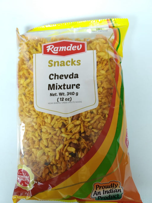 RD Chevda Mixture 340ml - Indian Bazaar - Online Indian Grocery Store