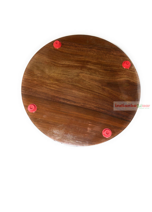 Wooden Roti Making Board & Roller - Indian Bazaar - Online Indian Grocery Store