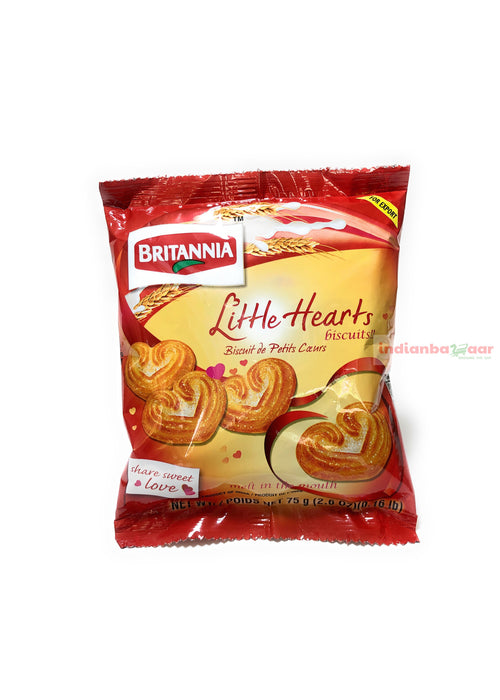 Little Hearts 75 g - Indian Bazaar - Online Indian Grocery Store