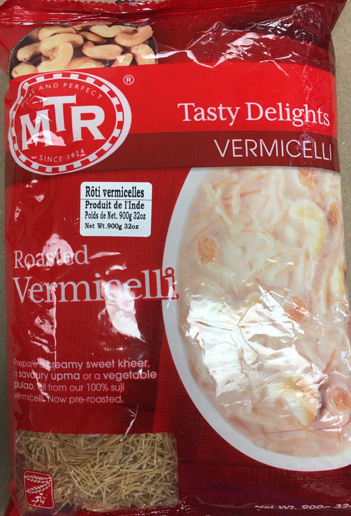 MTR Roasted Vermicelli 900g - Indian Bazaar - Online Indian Grocery Store