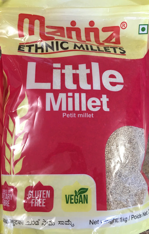Little Millet 1Kg - Indian Bazaar - Online Indian Grocery Store