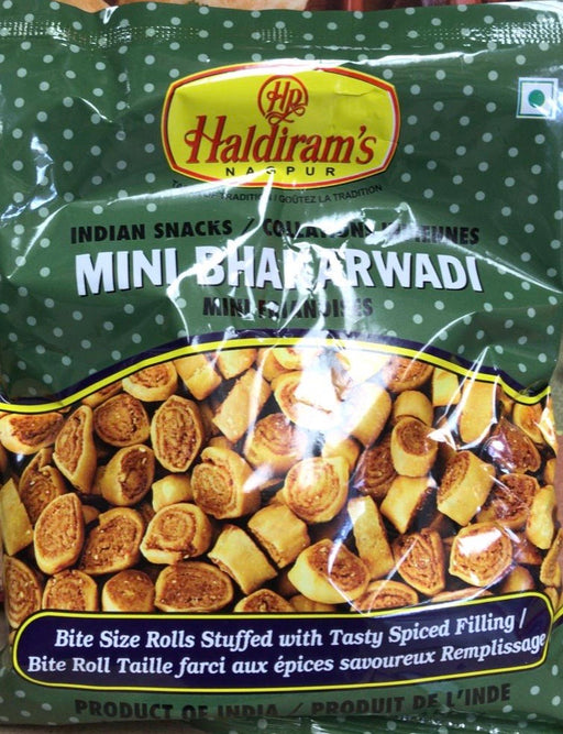 Haldiram Bhakarwadi Mini 150g - Indian Bazaar - Online Indian Grocery Store