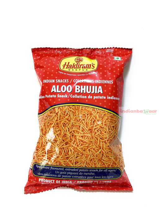 Haldiram's Aloo Bhujia 150 g - Indian Bazaar - Online Indian Grocery Store