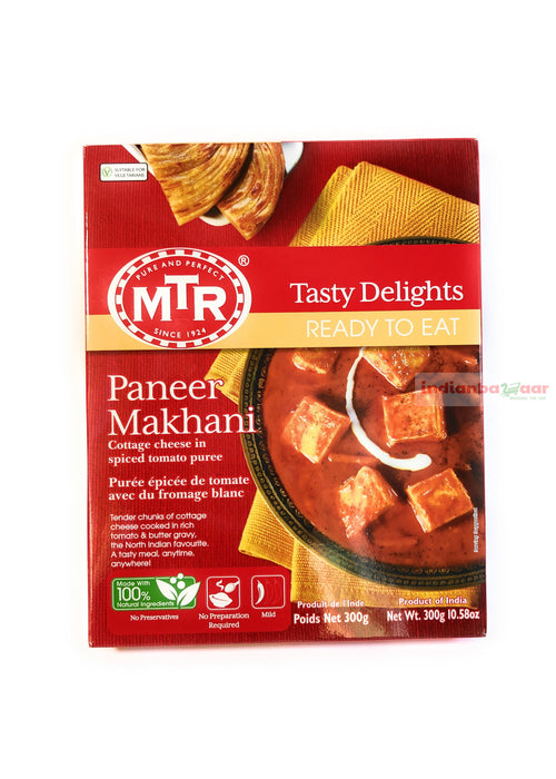 Paneer Makhani Curry 300 g - Indian Bazaar - Online Indian Grocery Store
