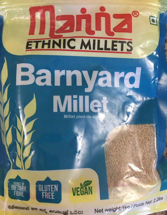 Barnyard Millet - Indian Bazaar - Online Indian Grocery Store