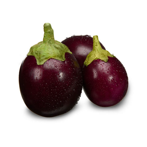 Indian Eggplant 1lb appx - Indian Bazaar - Online Indian Grocery Store