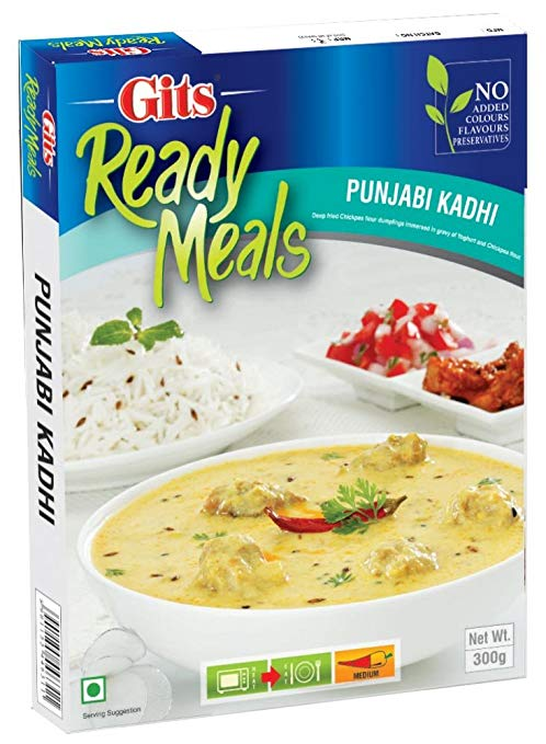 Gits Punjabi Kadhi 300g - Indian Bazaar - Online Indian Grocery Store