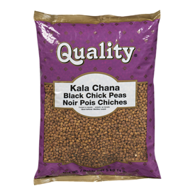 Kala Chana(Brown Chickpeas) 5Kg - Indian Bazaar - Online Indian Grocery Store