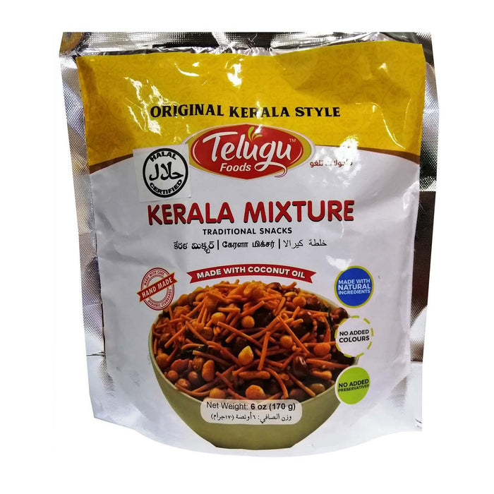 Telugu Kerala Mixture 170g - Indian Bazaar - Online Indian Grocery Store