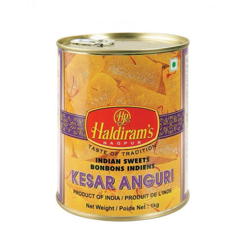 Haldiram's Kesar Anguri 1 kg - Indian Bazaar - Online Indian Grocery Store