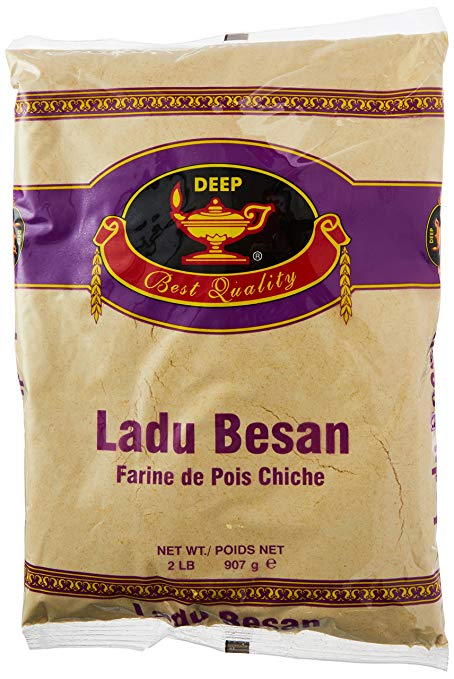 Ladu Besan Flour 1 kg - Indian Bazaar - Online Indian Grocery Store