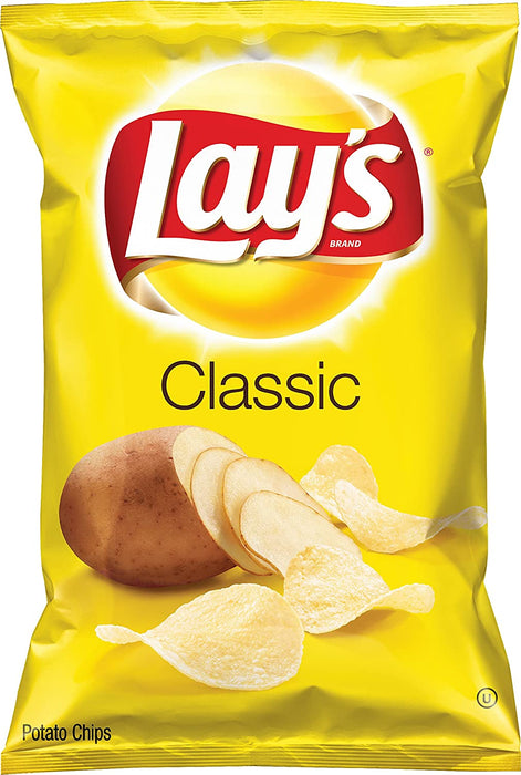 Lay's Classic 28g - Indian Bazaar - Online Indian Grocery Store