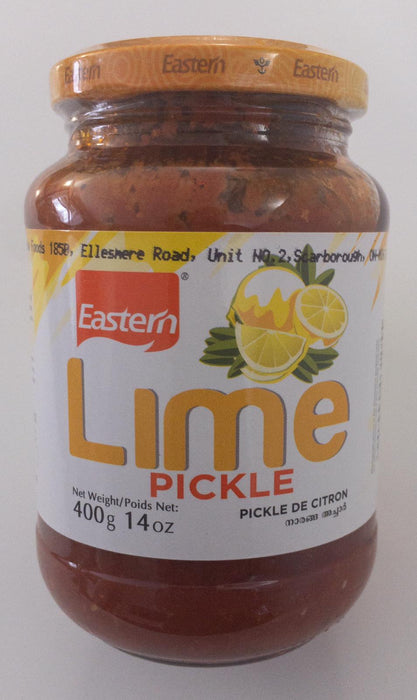 Eastern Lime Pickle 400g - Indian Bazaar - Online Indian Grocery Store