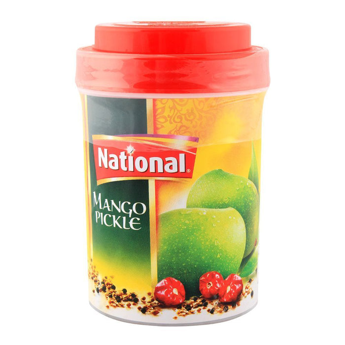 National Mango Pickle 1 kg - Indian Bazaar - Online Indian Grocery Store