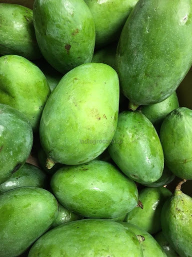 Green Mango 1lb - Indian Bazaar - Online Indian Grocery Store