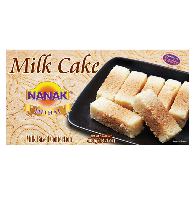 NK Milk Cake - Indian Bazaar - Online Indian Grocery Store