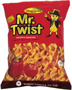 Mr. Twist (Bombay Sweets) - Indian Bazaar - Online Indian Grocery Store
