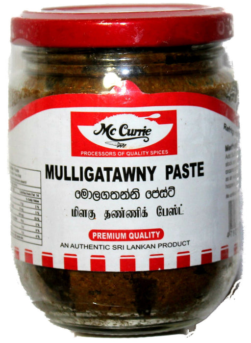 MCC Muligatawny Paste 240g - Indian Bazaar - Online Indian Grocery Store