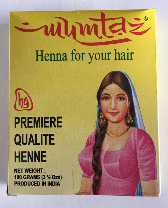 Mumtaz Henna100g - Indian Bazaar - Online Indian Grocery Store