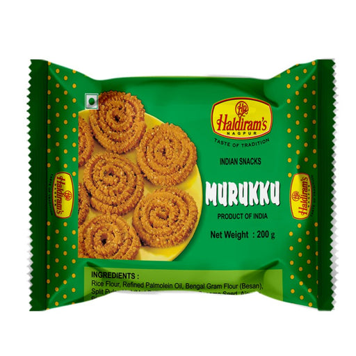 Haldiram's Murukku 200g - Indian Bazaar - Online Indian Grocery Store