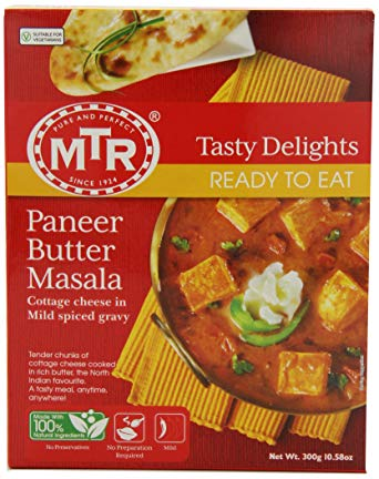 Paneer Butter Masala 300g - Indian Bazaar - Online Indian Grocery Store