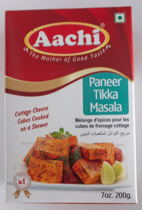 Aachi Paneer Tikka Masala 200g - Indian Bazaar - Online Indian Grocery Store