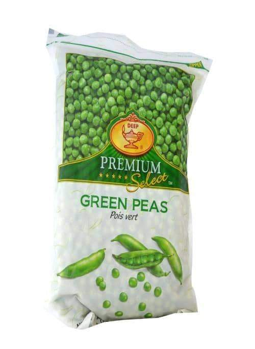 Deep Green Peas 2lb - Indian Bazaar Inc