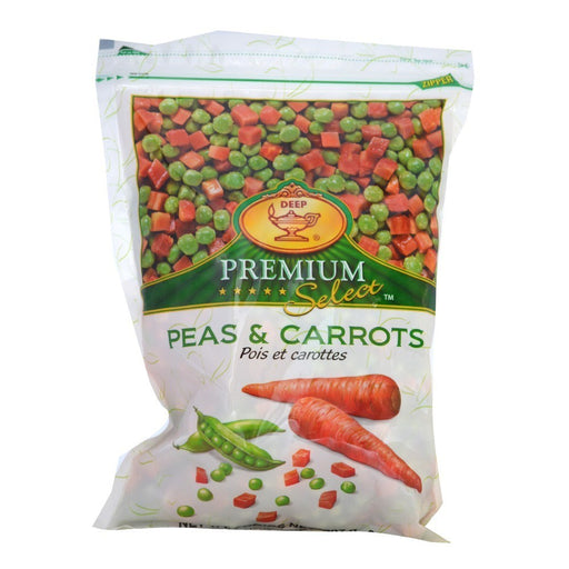 Deep Peas&Carrot 2lb - Indian Bazaar - Online Indian Grocery Store