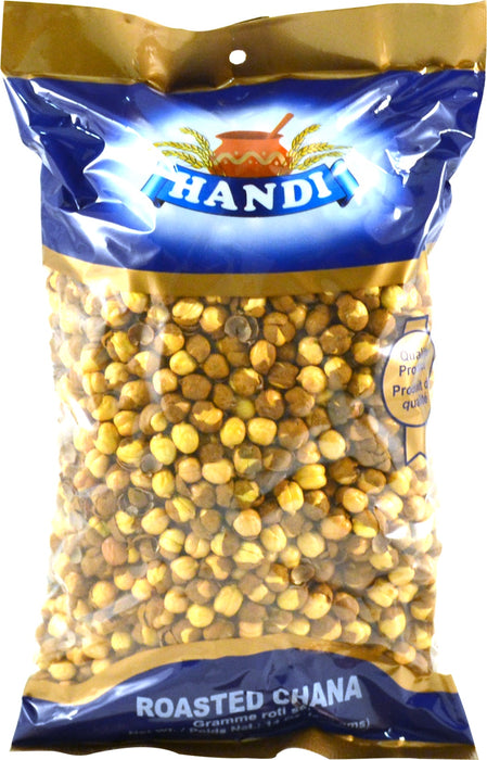 Handi Roasted Chana(Pouch) 200g - Indian Bazaar - Online Indian Grocery Store