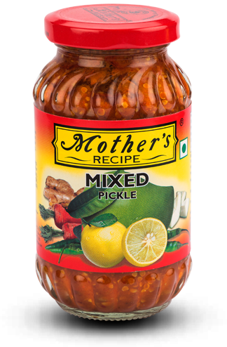 Mothers Mixed Pickle 500g - Indian Bazaar - Online Indian Grocery Store