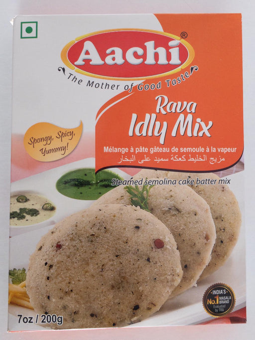Aachi Rava Idli Mix B1G1 200g - Indian Bazaar - Online Indian Grocery Store