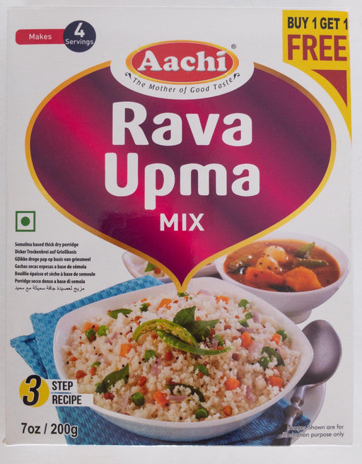 Aachi Rava Upma Mix  B1G1 200g - Indian Bazaar - Online Indian Grocery Store