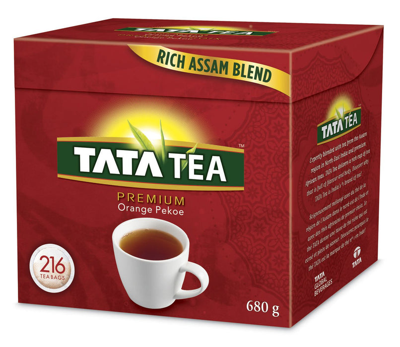 Tata Orange Pekoe Premium Tea 608g - Indian Bazaar - Online Indian Grocery Store