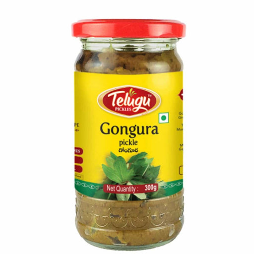 Telugu Gongura Paste W Garlic 300g B1G1 - Indian Bazaar - Online Indian Grocery Store