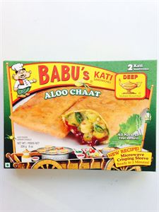 Babu's Aloo Chat - Indian Bazaar - Online Indian Grocery Store
