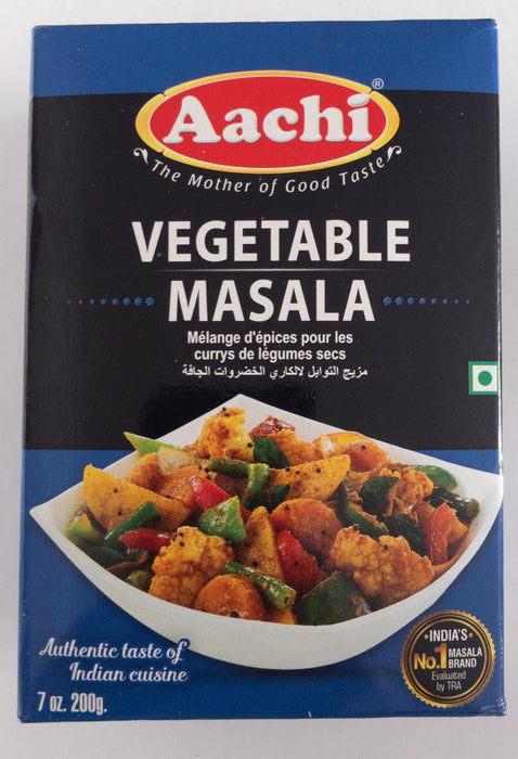 Aachi Vegetable Masala 200g - Indian Bazaar - Online Indian Grocery Store