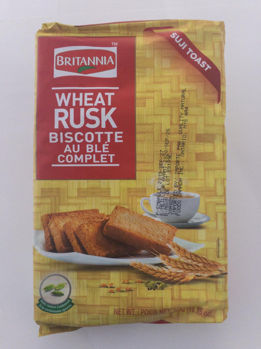 BR Wheat Rusk 350g - Indian Bazaar - Online Indian Grocery Store